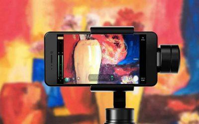 ¿Cómo puedo grabar vídeos profesionales con la cámara del móvil?